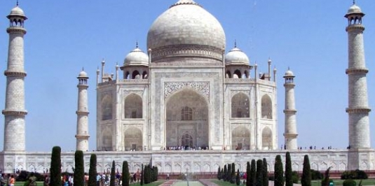 New Delhi from €525 Return